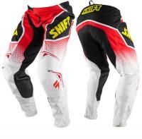 Shift - Spodnie Strike Retro Red