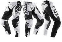 FOX - Spodnie 360 Machina Black [2013]