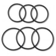 Garmin - Opaski elastyczne do uchwytu rowerowego Garmin Edge