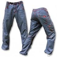 ProRock - Spodnie BISHOP Jeans Light