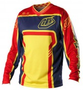 Troy Lee Designs - Jersey GP Air Factory Yellow [2014]