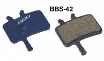 BBB - Klocki DISCSTOP BBS-42S [Avid Juicy 7,5,3, Ultimate, Promax DSK950]