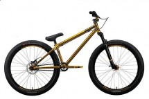 Sam Pilgrim signature gold bike [2014]