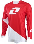 ONE Industries - Jersey Gamma Solid Red White [2015]