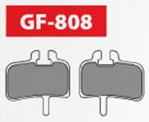 Goldfren - Klocki hamulcowe Hayes HFX-MAG Plus / HFX-MAG HD/ XC HFX-9 [808-SW33]