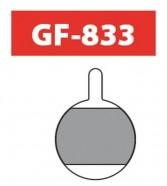 Goldfren - Klocki hamulcowe Promax Mechanical [833-AD]