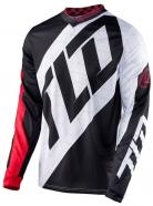 Troy Lee Designs - Jersey GP Quest Black White [2016]