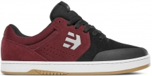 Etnies - Buty Marana Black/Dark Grey/Red 565