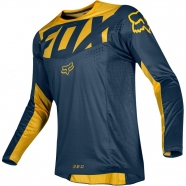 FOX - Jersey 360 Kila Navy Yellow