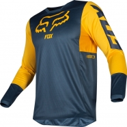 FOX - Jersey 180 PRZM Navy Yellow