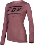 FOX - Jersey Lady Ripley Dusty Rose LS