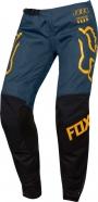 FOX - Spodnie 180 Mata Drip Black Navy Lady