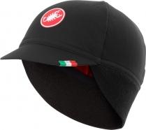 Castelli - Czapka pod kask z daszkiem Difesa Thermal