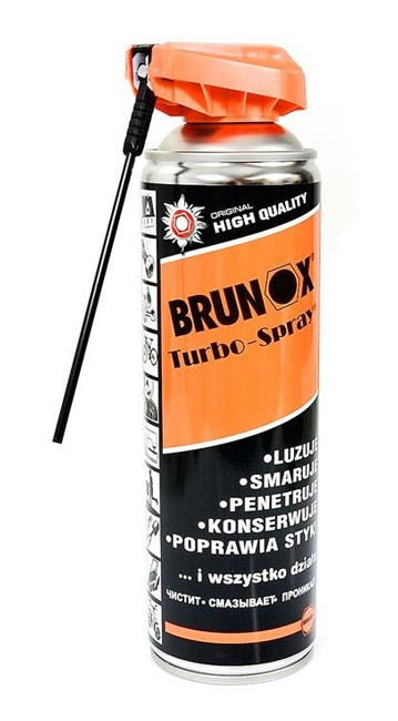 Brunox Brunox Turbo Spray