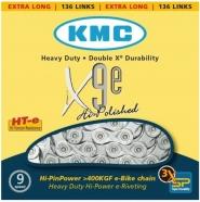 KMC - Łańcuch X9E do napędów rowerów elektrycznych