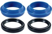 Enduro Bearings - Uszczelki Enduro Blue do amortyzatorów marki Rock Shock