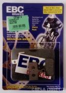 EBC - Klocki hamulcowe rowerowe SHIMANO XTR BR-M985 [CFA614]