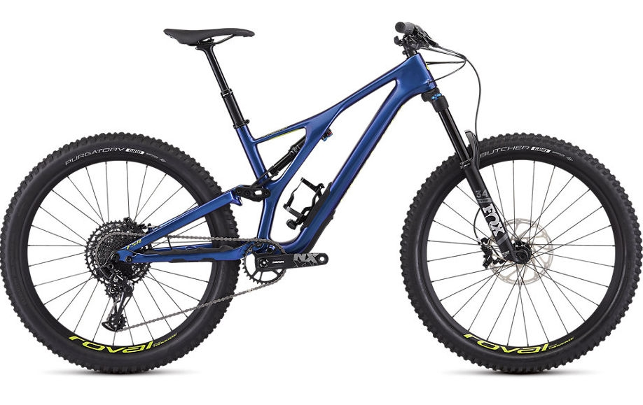 """Specialized Rower Stumpjumper Comp Carbon 27,5"""""""