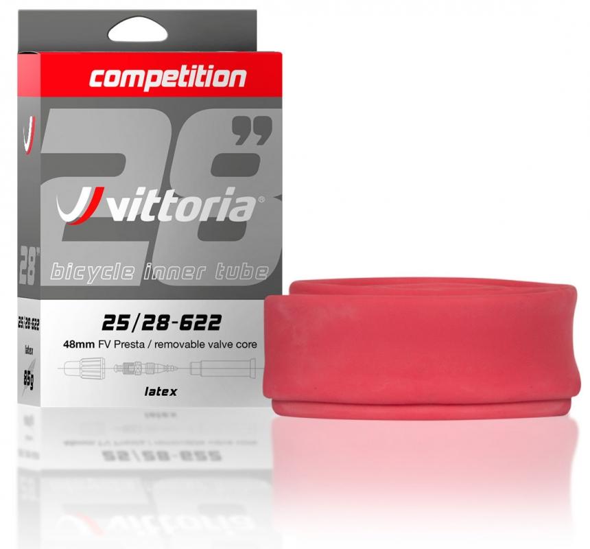Vittoria Dętka Competition Latex 700