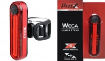 Prox - Lampka tylna WEGA USB