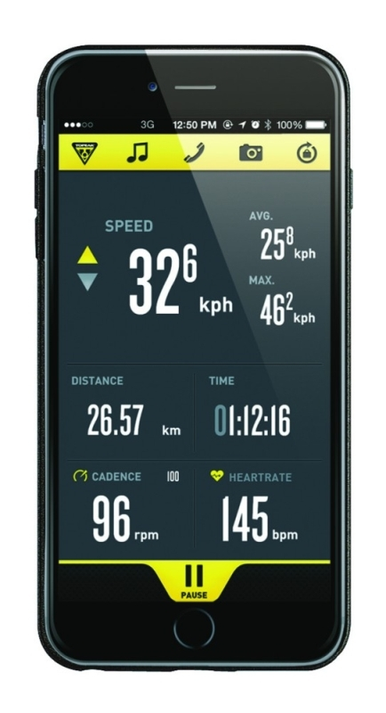 Topeak Pokrowiec Ridecase Iphone 6+/6S+/7+/8+