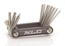 XLC - Klucz 10-funkcyjny TO-MT03