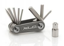 XLC - Klucz 9-funkcyjny Nano TO-MT05