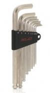 XLC - Zestaw klucz imbusowych TO-AB02
