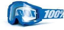 100% Gogle Accuri OTG (na okulary) szyba przeźroczysta