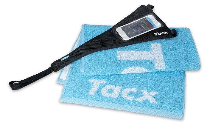 Tacx Osłona na rower i ręcznik