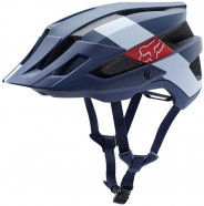 FOX - Kask Flux Red Bullle