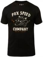 FOX - T-shirt Bomber Premium