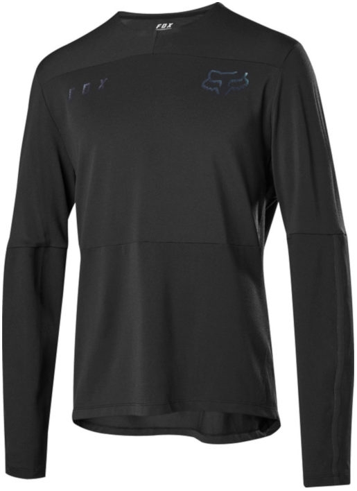 FOX Jersey Defend Delta Black