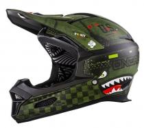 O'neal - Kask Fury RL Warhawk