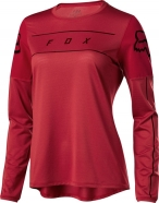 FOX - Jersey Flexair Lady Cardinal