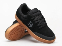 Etnies - Buty Marana Black/Dark Grey/Gum 566