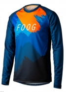 Foog Wear - Jersey Roost Blue