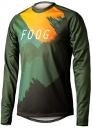 Foog Wear - Jersey Roost Green