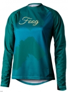 Foog Wear - Jersey Roost Turquise Lady