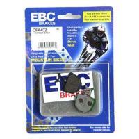 EBC - Klocki do hamulców Formula ORO [CFA402 Green]