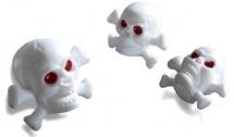 DaBomb - Nakrętka na wentyl Skull