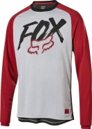 FOX - Jersey Ranger Dri-Release Steel Grey Junior