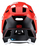 100% Kask Trajecta Red