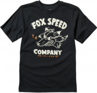 FOX - T-shirt Bomber Junior