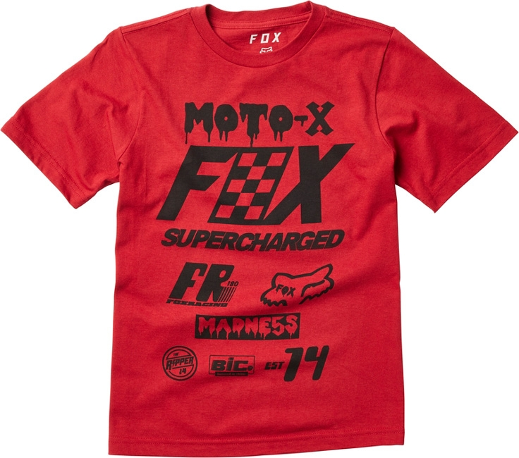 FOX T-shirt Czar Junior