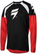 Shift - Jersey Whit3 Label Race Red