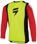 Shift - Jersey Whit3 Label Race Flo Yellow Junior