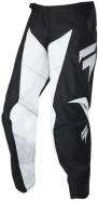 Shift - Spodnie Whit3 Race Black White Junior