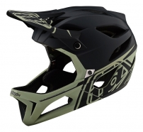 Troy Lee Designs - Kask Stage Black Stone MIPS®