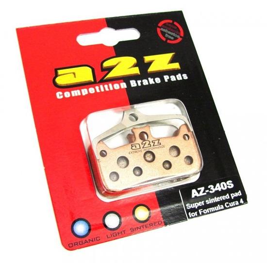 A2Z Klocki do hamulców Formula Cura 4 AZ-340s
